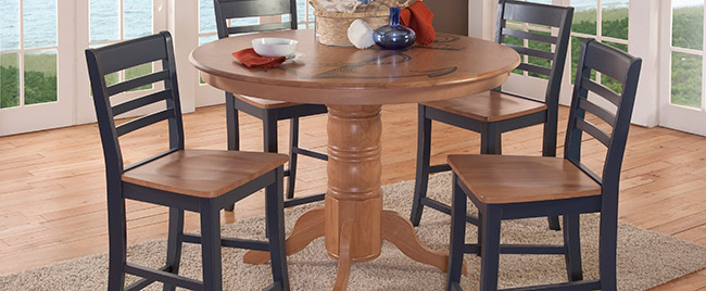 Nautical Dining Set
