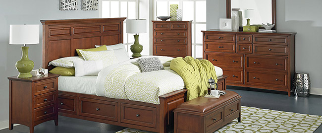 Oak Bedroom Set