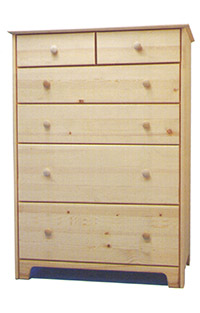 Chest of Drawers - 2x4 Tall